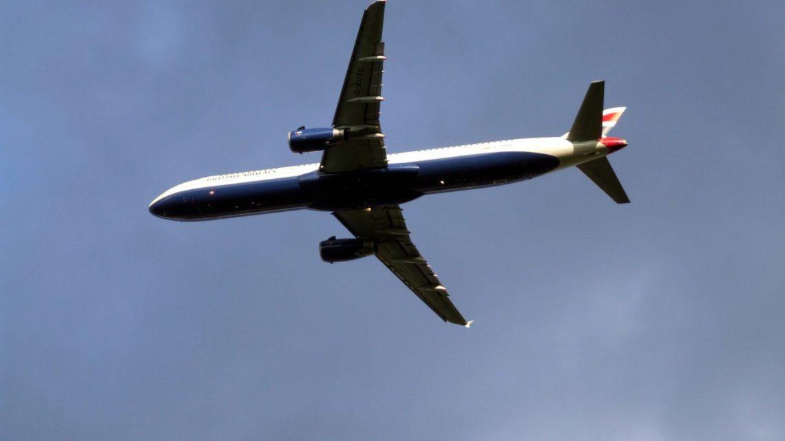Samoloty pasażerskie a zanieczyszczenia powietrza